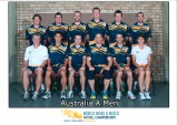 2013 South Africa Tour - Mens Australia A