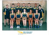 2013 South Africa Tour - Mixed Australia A