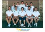 2013 South Africa Tour - Umpires