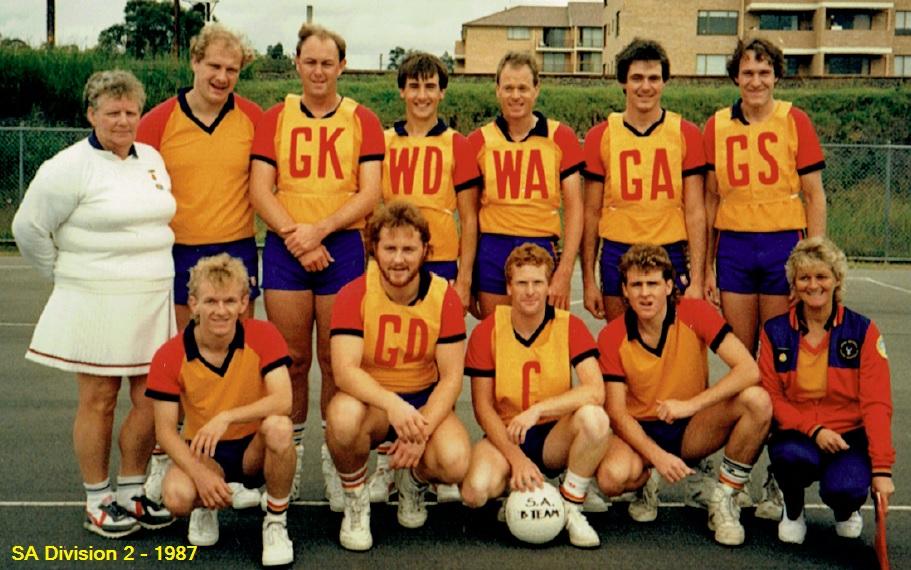SA Div 2 1987